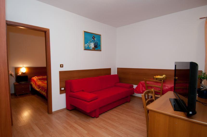 Studio Apartment Liburnija fur 4 Personen