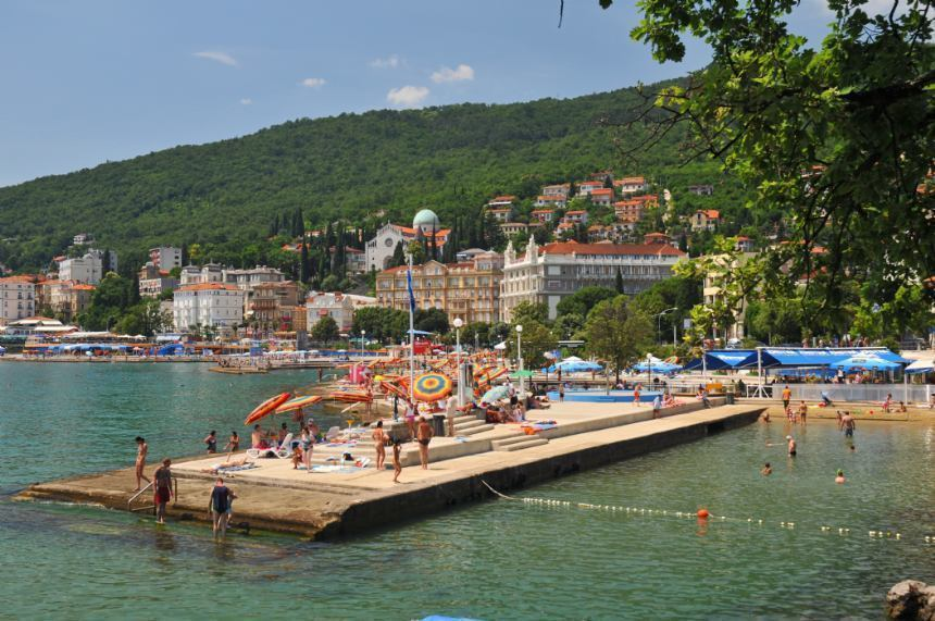 Opatija - 170 years of tourist tradition